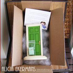 Tooth fairy archives olympic dental denture for Hallmark fairy door