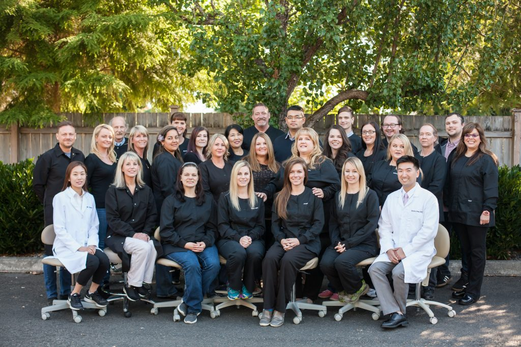 Olympic Dental and Denture Team Photo